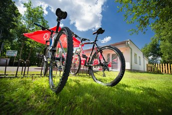 EA Hotel Kraskov**** - Bicycle stations