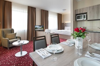 EA Hotel Kraskov**** - double junior suite