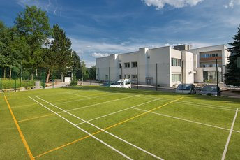 EA Hotel Kraskov**** - Multi-purpose outdoor playground with artificial grass pitch