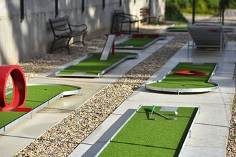 EA Hotel Kraskov**** - mini-golf