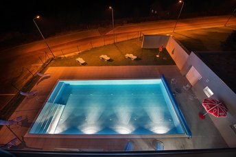 EA Hotel Kraskov**** - indoor pool