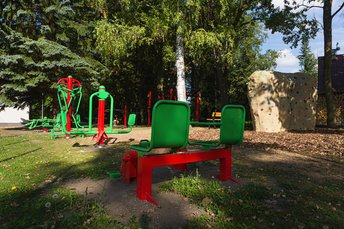 EA Hotel Kraskov**** - outdoor gym for adults